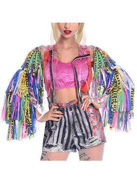 Adult Harley Quinn Bird of Prey Jacket