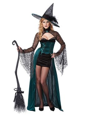 Adult Deluxe Enchantress Witch Costume