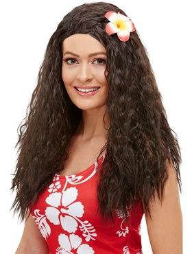 Adult Hawaiian Moana Wig