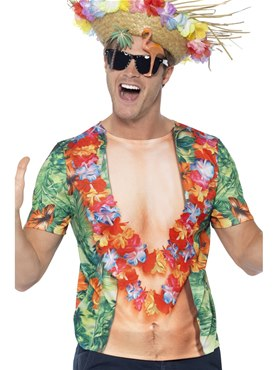 Adult Hawaiian T-Shirt