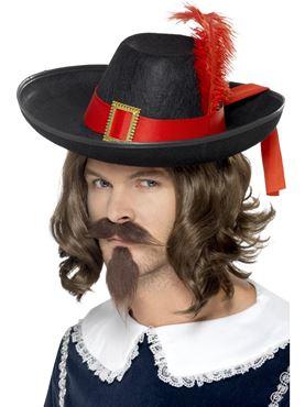 Adult Musketeer Hat