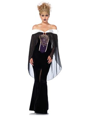 Adult Her Royal Darkness Costume