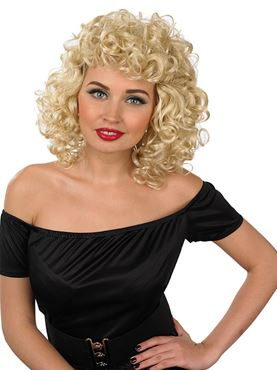 Adult High School Sweetheart Wig