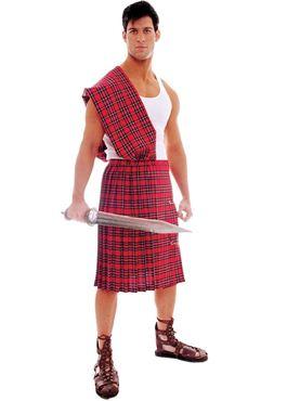 Adult Highland Brave Costume