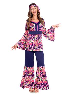 Adult Hippy Chick Costume