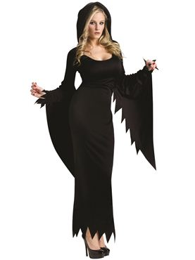 Adult Hooded Gown Costume Thumbnail