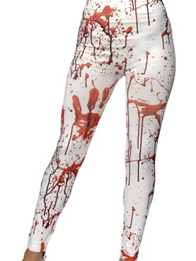 Adult Horror Leggings Couples Costume