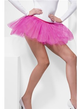 Adult Hot Pink Tutu Underskirt