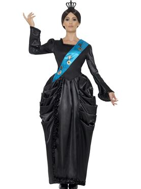 Adult Deluxe Queen Victoria Costume