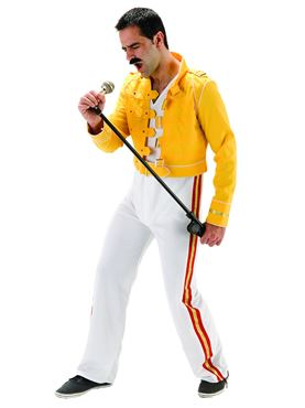 Adult I Will Rock You Costume