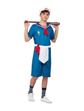 Adult Ice Cream Sailor Costume