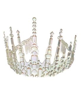 Adult Ice Fairy Crown