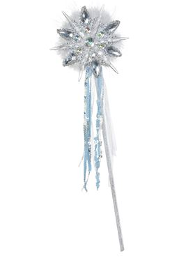 Adult Ice Fairy Snowflake Wand
