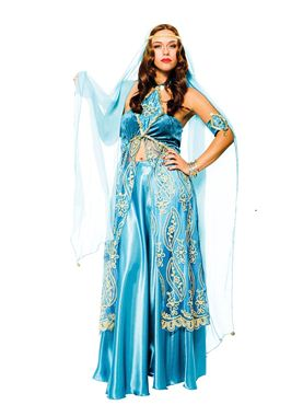 Adult Indian Queen Costume