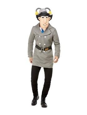 Adult Inspector Gadget Costume