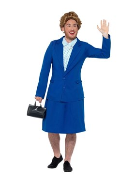 Adult Iron Lady Prime Minister Costume