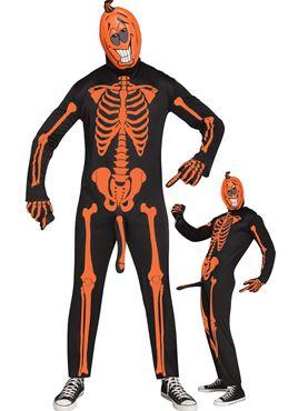 Adult Jack'O Meoff Costume