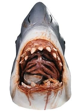 Adult Deluxe Jaws Bruce Mask