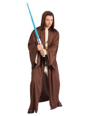 Adult Jedi Hooded Robe Costume