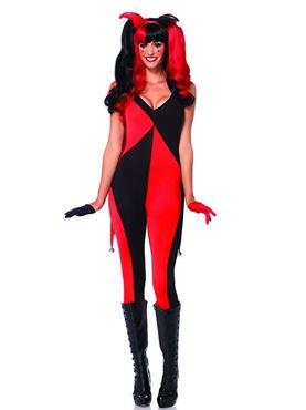 Adult Jingle Jester Costume