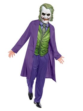 Adult Joker Movie Costume - Side View