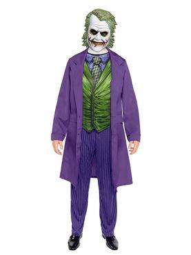 Adult Joker Movie Costume