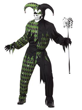 Adult Jokes On You Jester Costume