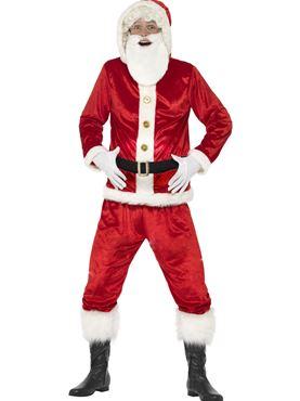Adult Jolly Santa Costume