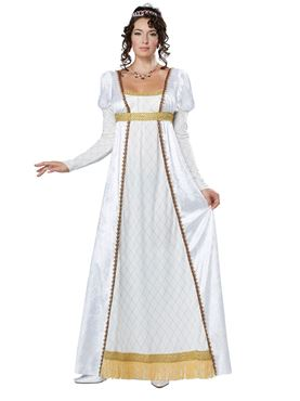 Adult Josephine French Empress Costume Couples Costume