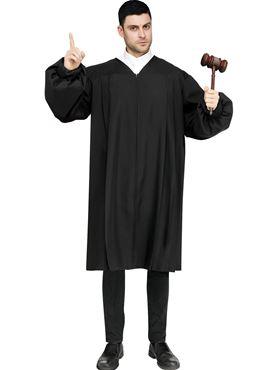 Adult Judge Robe Costume