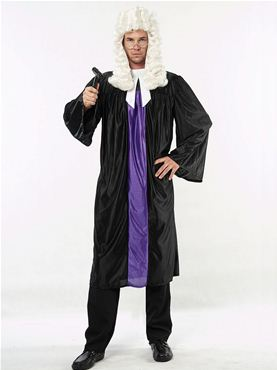 Adult Judges Gown
