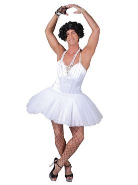 Adult Male Ballerina Costume