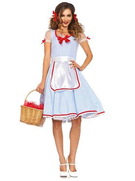 Adult Kansas Sweetie Costume