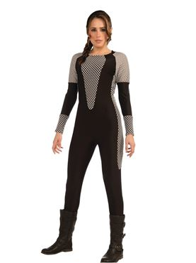 Adult Katniss Hunger Games Jumpsuit