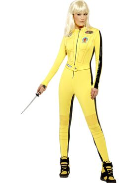 Adult Kill Bill Costume