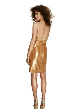 Adult Fever 70's Disco Diva Costume - Side View
