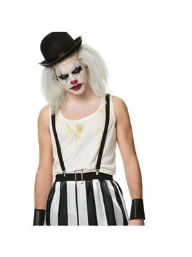 Adult Killer Clown Costume - Side View