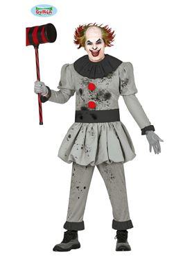 Adult Killer Clown Costume
