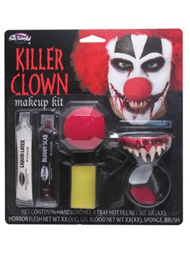 Adult Killer Clown Kit
