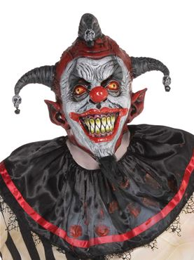 Adult Killer Jester Mask