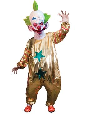 Adult Killer Klowns Shorty Costume