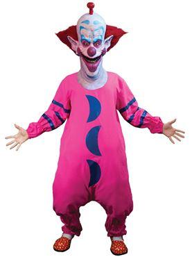 Adult Killer Klowns Slim Costume Couples Costume