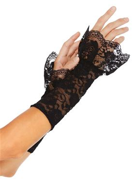 Adult Lace Arm Warmers