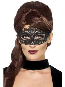 Adult Lace Embroidered Eyemask