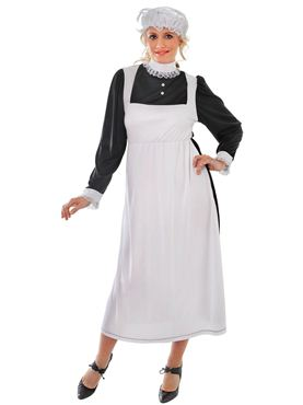 Adult Victorian Maid Costume