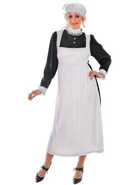 Adult Victorian Maid Costume