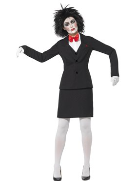Adult Ladies Saw Jigsaw Costume