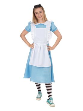 Adult Lady Alice Costume