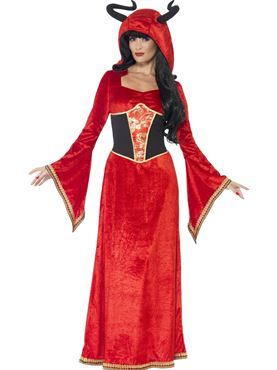 Adult Demonic Queen Costume