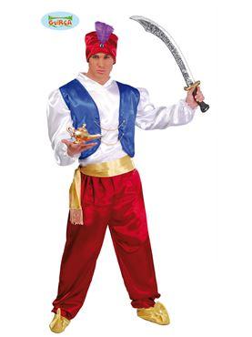 Adult Lamp Genie Costume